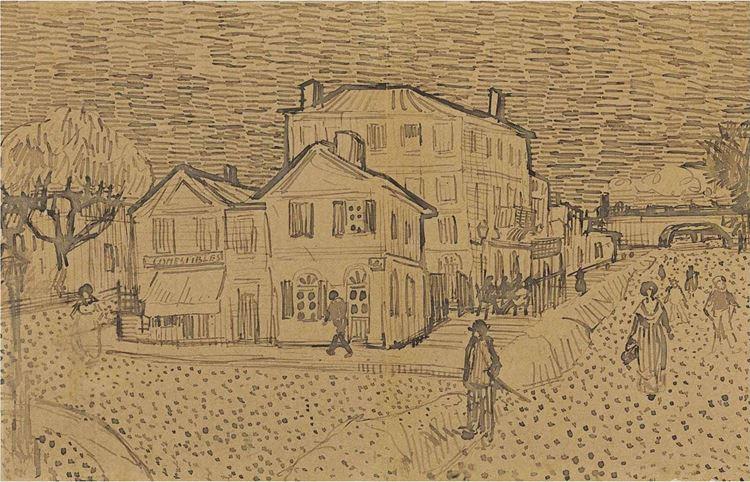 Sarı Ev, 1888 picture