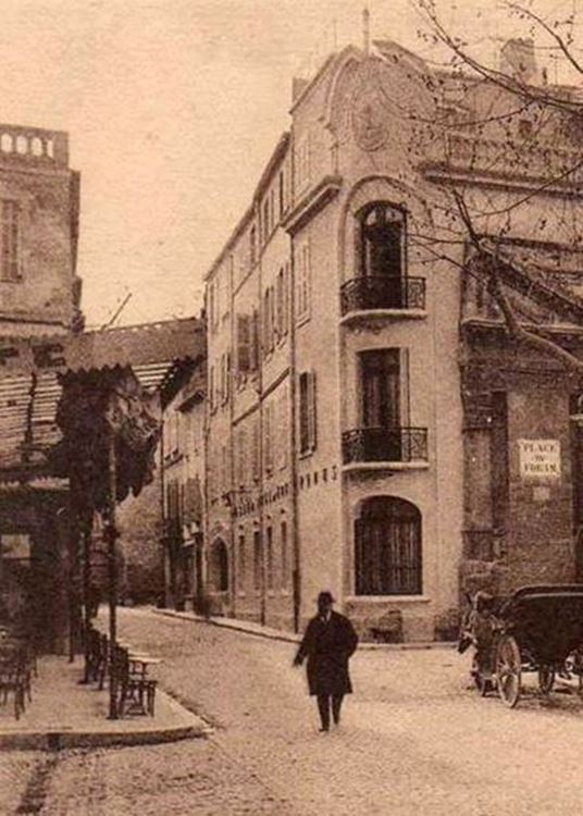 Kafe Terasta Gece, 1888 picture