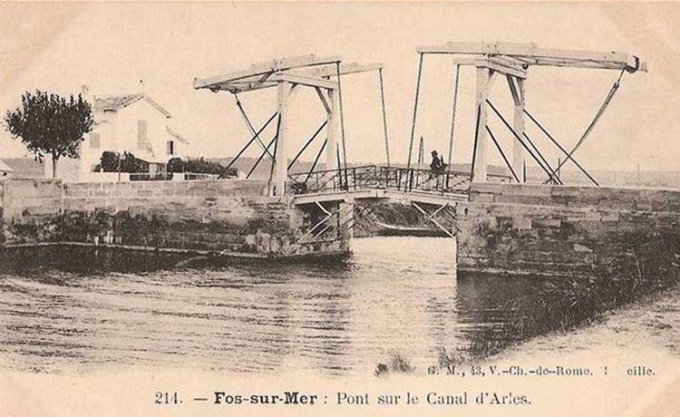 Arles'daki Langois Köprüsü, 1888 picture