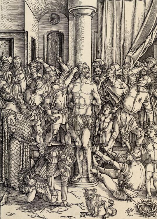 İsa'nın Kırbaçlanması picture