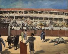 Show Bullfight, 1865-1866 details