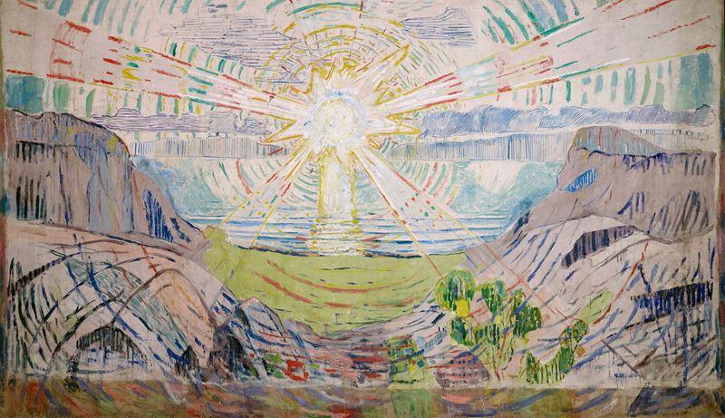 Güneş, 1910-1911 resmi