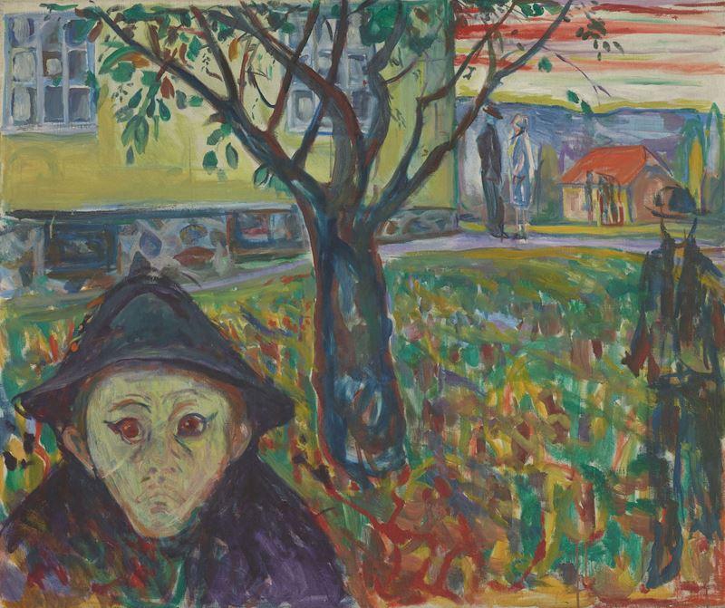 Bahçede Kıskançlık, 1929-1930 resmi