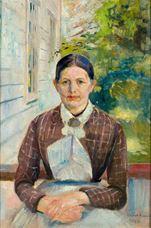 Karen Bjølstad, 1888