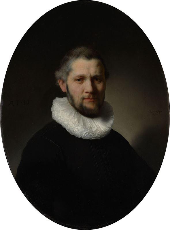 Bir Adamın Portresi, 1632 resmi