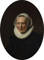 Bir Kadının Portresi, 1633