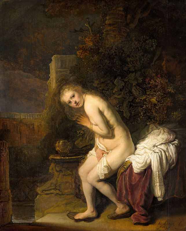 Susanna, 1636 resmi