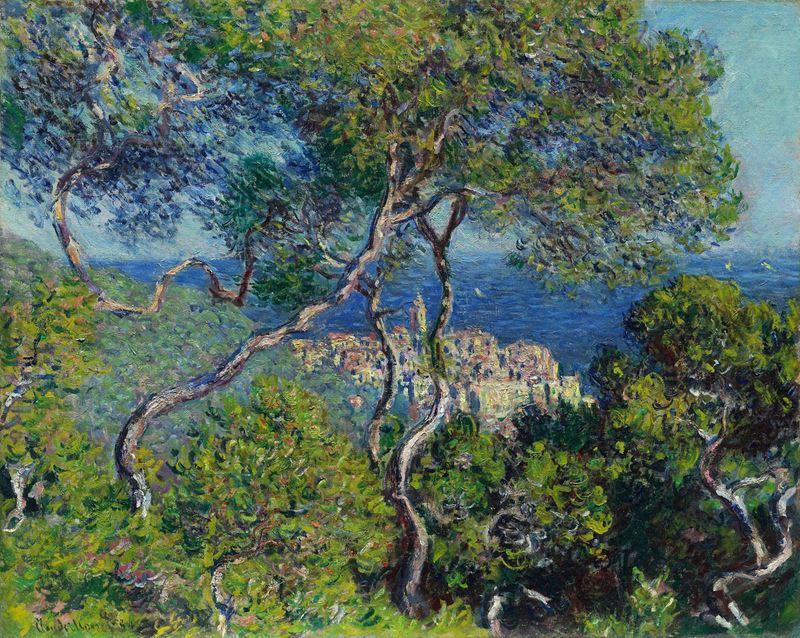 Bordighera, 1884 resmi
