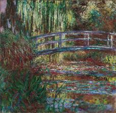 Show The Water Lily Pond, 1900 details