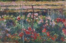 Şakayık Bahçesi, 1887
