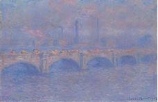 Waterloo Köprüsü, Güneş Işığı Etkisi, 1903
