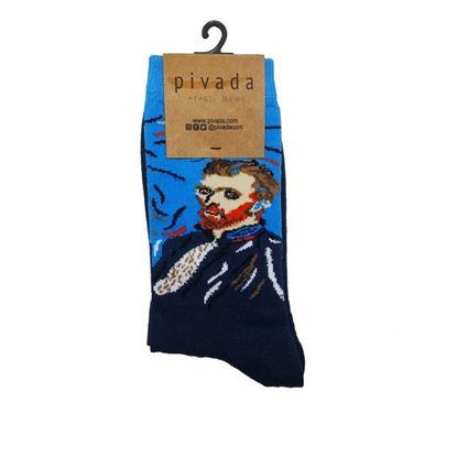 Van Gogh - Otoportre - Çorap
