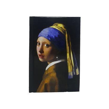Vermeer - İnci Küpeli Kız - Defter