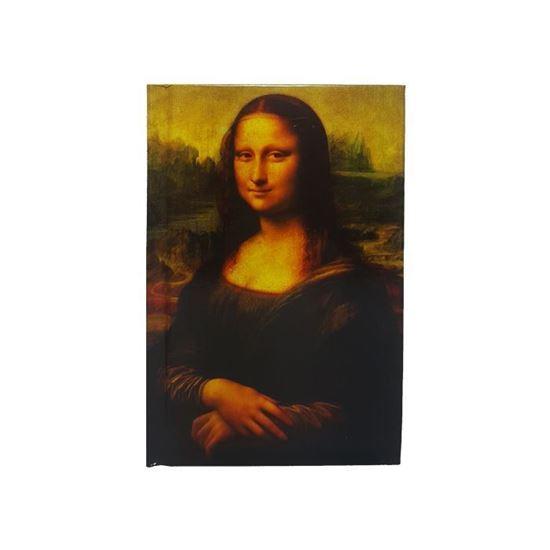 Da Vinci - Mona Lisa - Defter