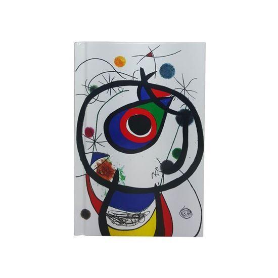 Miró - Galatea - Küçük Boy Defter