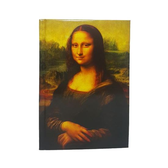 Da Vinci - Mona Lisa - Orta Boy Defter