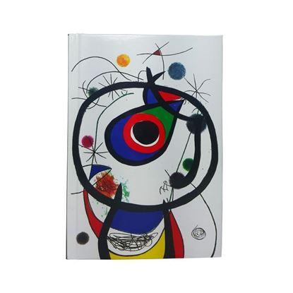 Miró - Galatea - Orta Boy Defter