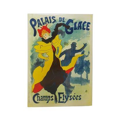 Chéret - Elysées Buz Sarayı Şampiyonları - Orta Boy Defter