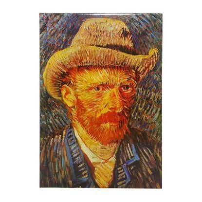 Van Gogh - Otoportre - Büyük Boy Defter