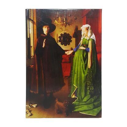 Eyck - Arnolfini'nin Evlenmesi - Büyük Boy Defter