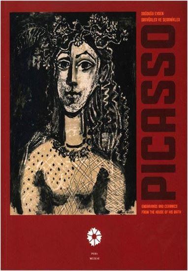 Picasso Doğduğu Evden Gravürler ve Seramikler