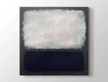 Rothko - Mavi ve Gri - Kanvas Tablo