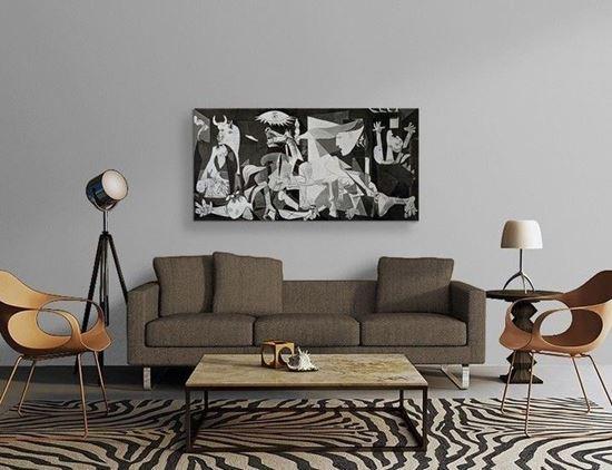 Picasso - Guernica - Kanvas Tablo