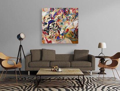 Kandinsky - Kompozisyon VII - Kanvas Tablo