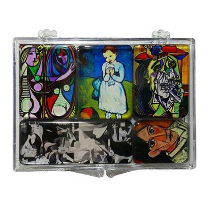 Picasso 5'li Magnet Set
