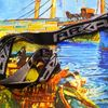 Van Gogh - Resim / Proje Çantası