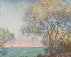 Antibes'te Sabah, 1888
