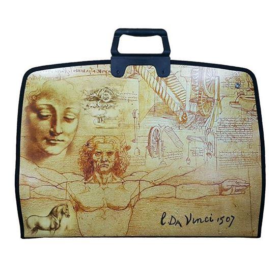 Da Vinci - Resim / Proje Çantası