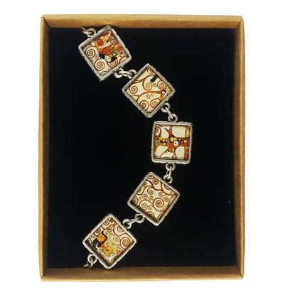 Klimt - Stoclet Frizi - Bileklik