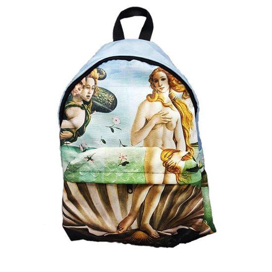 Botticelli - Venüs'ün Doğuşu - Sırt Çantası