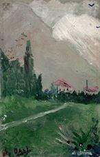 Manzara, 1910-1914