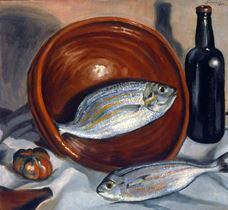 Natürmort, 1923 dolayları