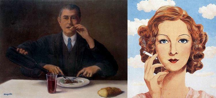René Magritte picture