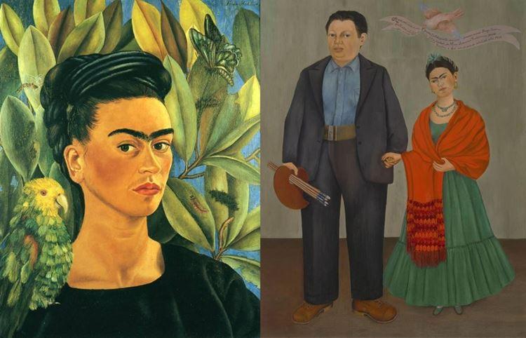 Frida Kahlo picture