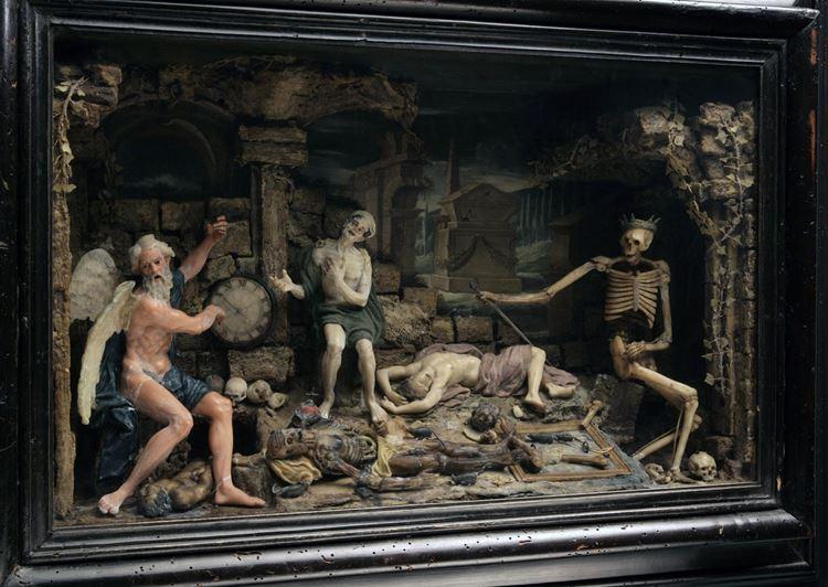 Zaman ve Ölüm / 1727 - Caterina de Julianis picture