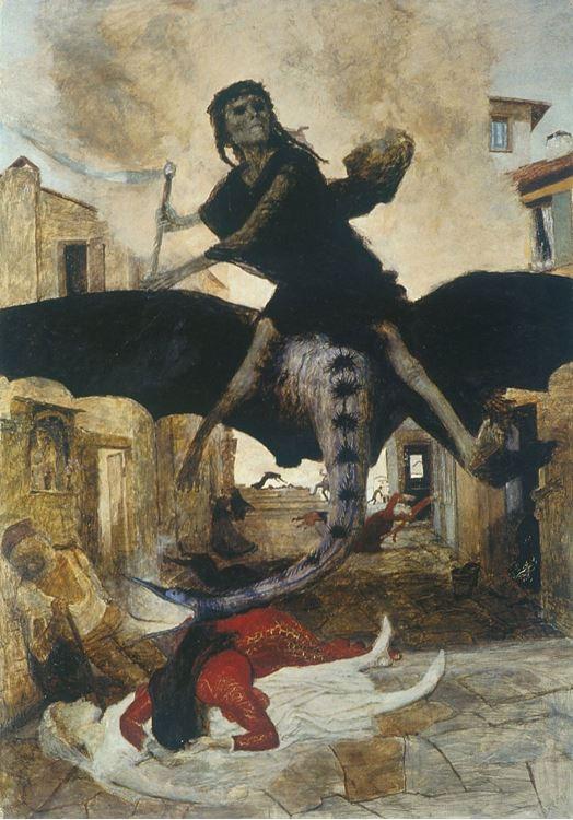 Veba / 1898 - Arnold Böcklin picture