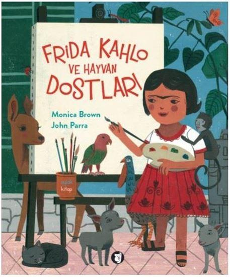 Frida Kahlo ve Hayvan Dostları