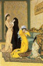 Çarşaflanan Kadınlar, 1880