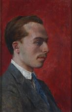 Show Young Boy Portrait, 1907 details