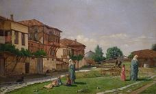 Show A View from Gebze, 1881 details
