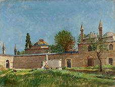 Gebze'de Çoban Mustafa Paşa Külliyesi, 1800 dolayları