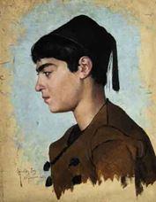 Fesli Çocuk, 1882