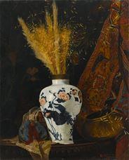 Vazoda Çiçekler, 1876