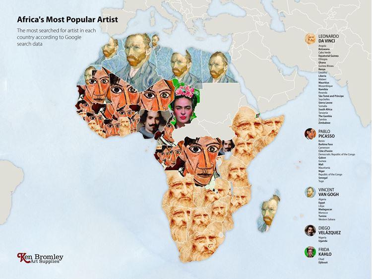 Afrika'nın En Popüler Sanatçısı