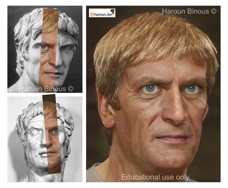 Lucius Cornelius Sulla Felix  (MÖ 138 - MÖ 78) picture