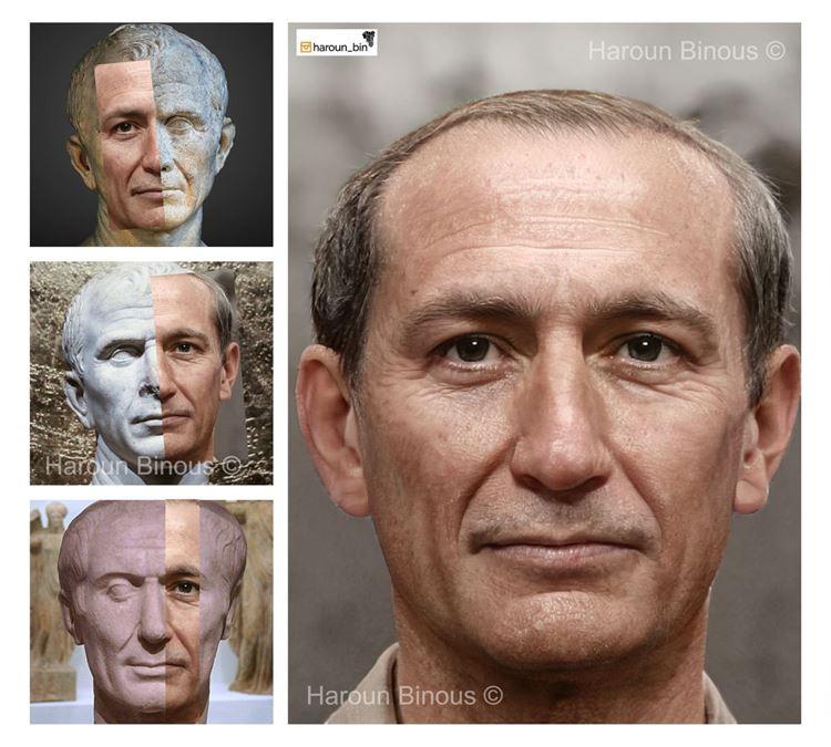Gaius Julius Caesar (MÖ 12 Temmuz 100 - MÖ 15 Mart 44) picture